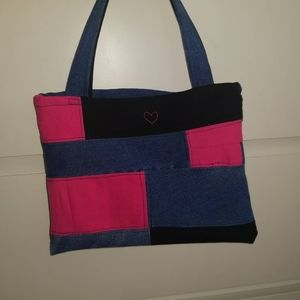 Jean minibag